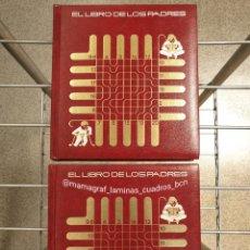 Libros: EL LIBRO DE LOS PADRES.. Lote 202420135