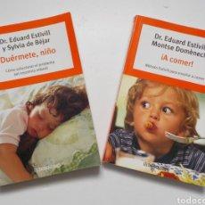 Libros: DUÉRMETE NIÑO Y A COMER!. Lote 202730067