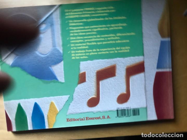 Libros: Educación Artística - E. Primaria 2º ciclo 3, Material de apoyo didáctico - Ed. Everest - Foto 2 - 203197903