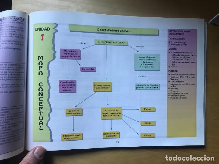 Libros: Educación Artística - E. Primaria 2º ciclo 3, Material de apoyo didáctico - Ed. Everest - Foto 4 - 203197903
