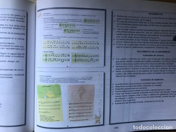 Libros: Educación Artística - E. Primaria 2º ciclo 3, Material de apoyo didáctico - Ed. Everest - Foto 6 - 203197903