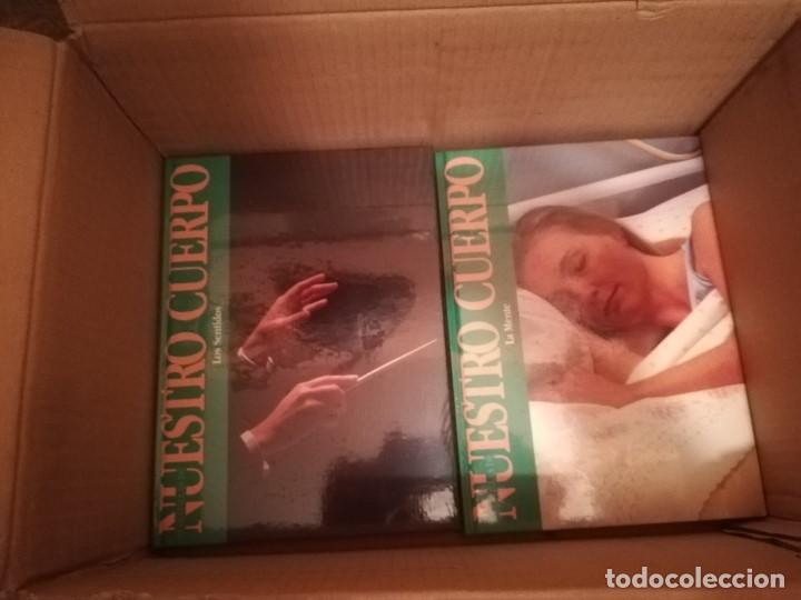 Libros: MARAVILLAS DE NUESTRO CUERPO. COMPLETA Y NUEVA, EN SU PLÁSTICO ORIGINAL. CLUB INTERNACIONAL DEL LIBR - Foto 2 - 206232813