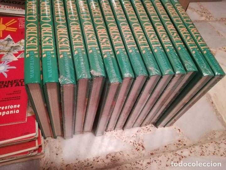 Libros: MARAVILLAS DE NUESTRO CUERPO. COMPLETA Y NUEVA, EN SU PLÁSTICO ORIGINAL. CLUB INTERNACIONAL DEL LIBR - Foto 3 - 206232813