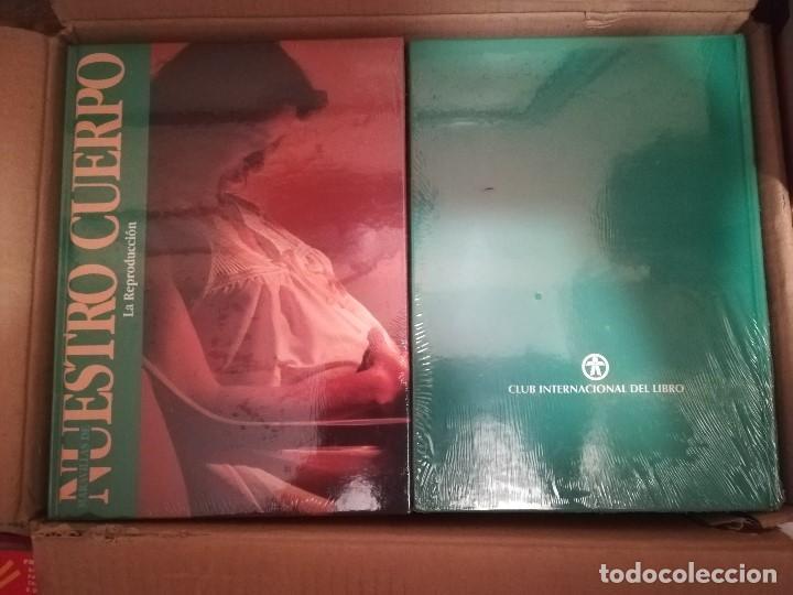 Libros: MARAVILLAS DE NUESTRO CUERPO. COMPLETA Y NUEVA, EN SU PLÁSTICO ORIGINAL. CLUB INTERNACIONAL DEL LIBR - Foto 4 - 206232813