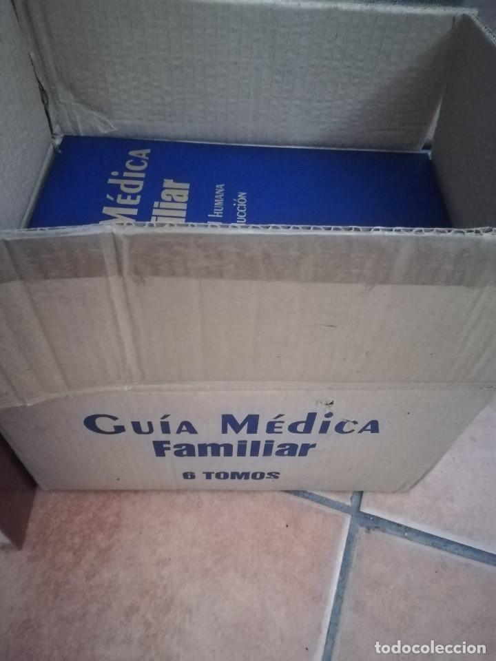 GUIA MÉDICA FAMILIAR. 6 TOMOS NUEVOS. EMBALAJE ORIGINAL. LA CULTURAL DE EDICIONES. (Libros Nuevos - Educación - Pedagogía)