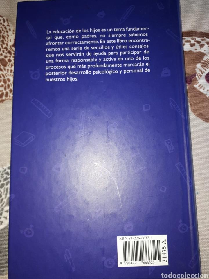 Libros: Libro. REYNOLD BEAN.COMO AYUDAR A SUS HIJOS EN EL COLEGIO.NUEVO. - Foto 2 - 207466115
