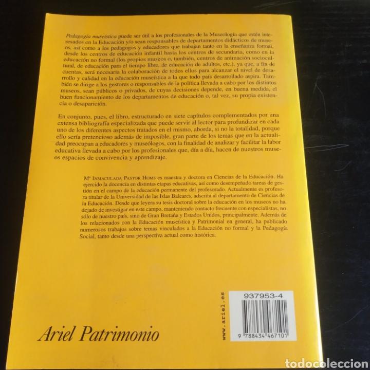 Libros: Pedagogía museística. Nuevas perspectivas y tendencias actuales - Foto 3 - 212998263