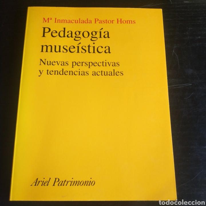 PEDAGOGÍA MUSEÍSTICA. NUEVAS PERSPECTIVAS Y TENDENCIAS ACTUALES (Libros Nuevos - Educación - Pedagogía)