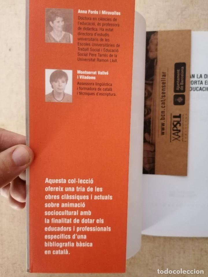 Libros: QUAN LA DIDÀCTICA PORTA EL NOM DEDUCACIÓ SOCIAL - FORÉS I VALLVÉ - CLARET - 2010 - Foto 2 - 213202195