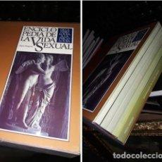 Libros: ENCICLOPEDIA DE LA VIDA SEXUAL.. Lote 217318200