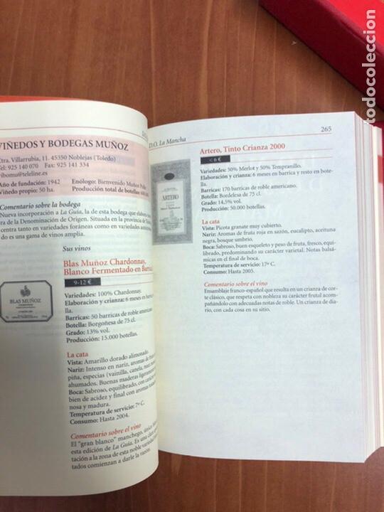 Libros: LA GUÍA DE TODOVINO - estupendo ejemplar con estuche - Foto 3 - 222198051