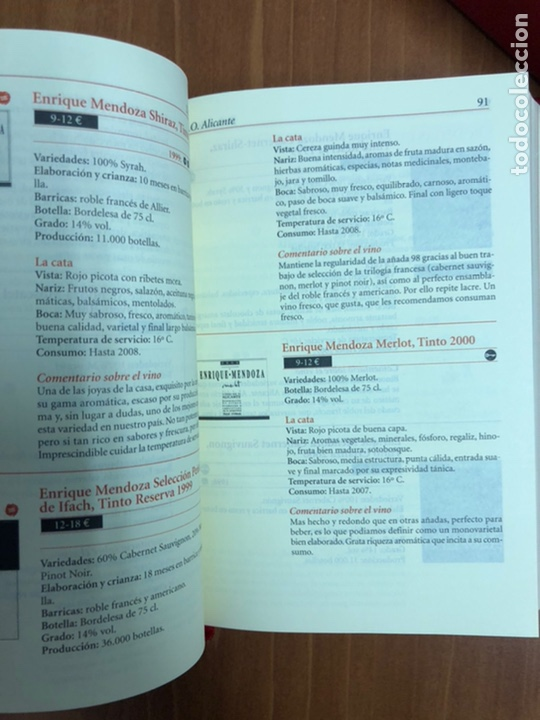 Libros: LA GUÍA DE TODOVINO - estupendo ejemplar con estuche - Foto 5 - 222198051