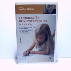 Libros: ESPECTACULAR LIBRO COMO EDUCAR A NUESTROS HIJOS EN SU INFANCIA Y ADOLESCENCIA NUEVO DE LIBRERIA. Lote 223875170