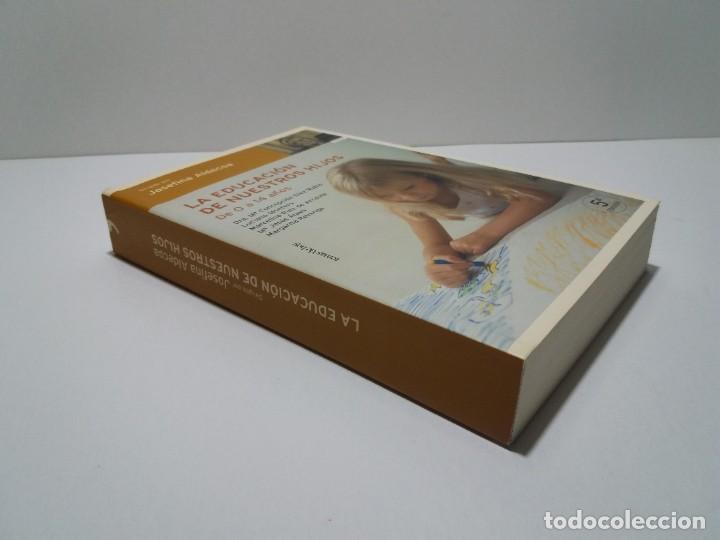 Libros: ESPECTACULAR LIBRO COMO EDUCAR A NUESTROS HIJOS EN SU INFANCIA Y ADOLESCENCIA NUEVO DE LIBRERIA - Foto 2 - 223875170