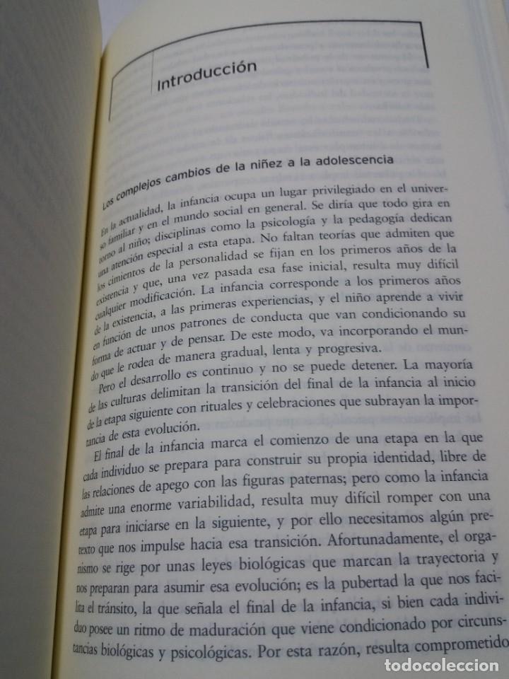 Libros: ESPECTACULAR LIBRO COMO EDUCAR A NUESTROS HIJOS EN SU INFANCIA Y ADOLESCENCIA NUEVO DE LIBRERIA - Foto 19 - 223875170