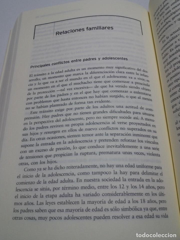 Libros: ESPECTACULAR LIBRO COMO EDUCAR A NUESTROS HIJOS EN SU INFANCIA Y ADOLESCENCIA NUEVO DE LIBRERIA - Foto 20 - 223875170