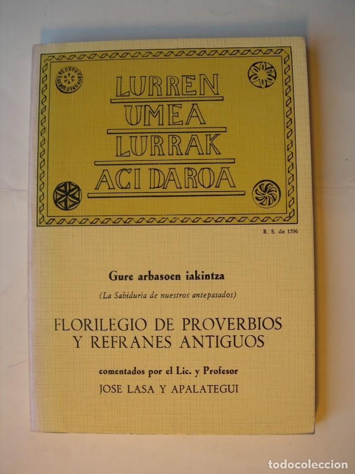 LURREN UMEA LURRAK ACI DA ROA / VVAA (Libros Nuevos - Educación - Pedagogía)