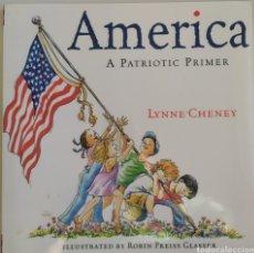 Libros: AMÉRICA. A PATRIÓTIC PRIMER. Lote 230286935