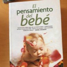 Libros: EL PENSAMIENTO DEL BEBÉ. Lote 232681370