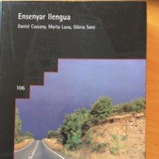 Libros: ENSENYAR LLENGUA. Lote 232682075