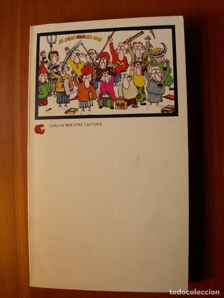 EL LIBRO ROJO DEL COLE (Libros Nuevos - Educación - Pedagogía)