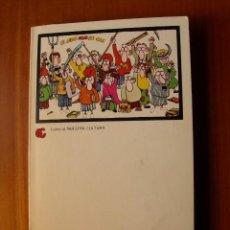 Livros: EL LIBRO ROJO DEL COLE. Lote 232964895