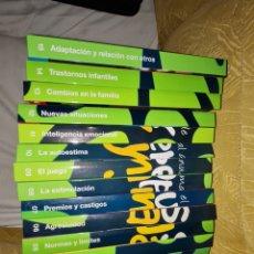 Libros: SUPER NANNY.LIBROS DE CONDUCTAS PARA NIÑOS. Lote 233042535
