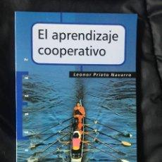 Libros: EL APRENDIZAJE COOPERATIVO. Lote 237907955
