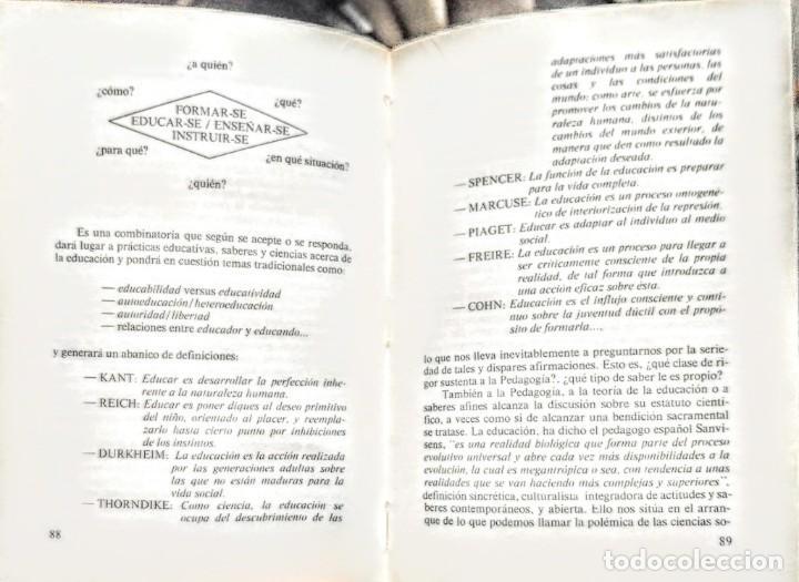 Libros: LA ESCOLARIZACION. CLAUDIO LOZANO - Foto 3 - 239566760