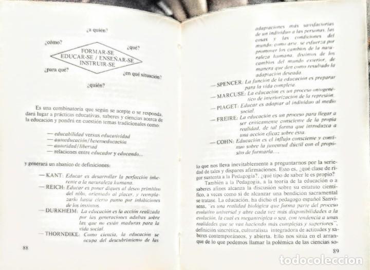 Libros: LA ESCOLARIZACION. CLAUDIO LOZANO - Foto 5 - 239566760