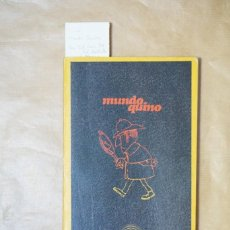 Libros: QUINO.MUNDO QUINO. Lote 240186490