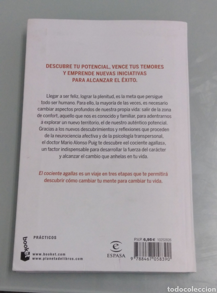 Libros: El Cociente Agallas. Dr. Mario Alonso Puig - Foto 2 - 247145190
