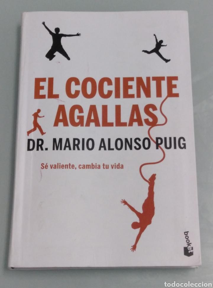 EL COCIENTE AGALLAS. DR. MARIO ALONSO PUIG (Libros Nuevos - Educación - Pedagogía)