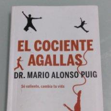 Libros: EL COCIENTE AGALLAS. DR. MARIO ALONSO PUIG. Lote 247145190