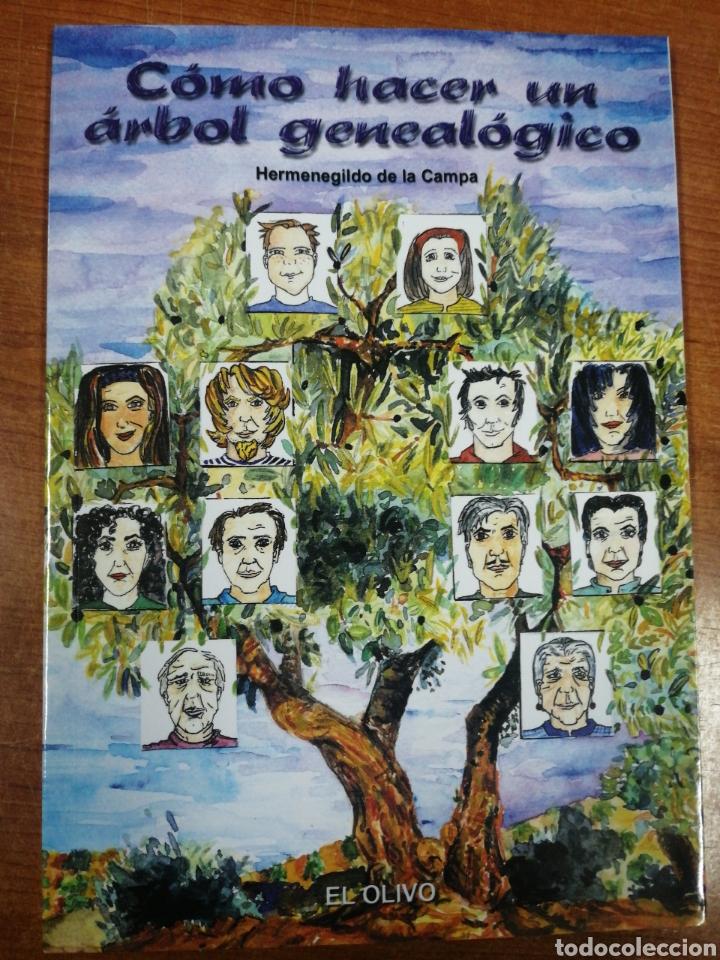 CÓMO HACER UN ÁRBOL GENEALÓGICO. HERMENEGILDO DE LA CAMPA (Libros Nuevos - Educación - Pedagogía)