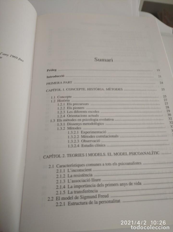 Libros: Psicología del Desenvolupament - Foto 4 - 252423975