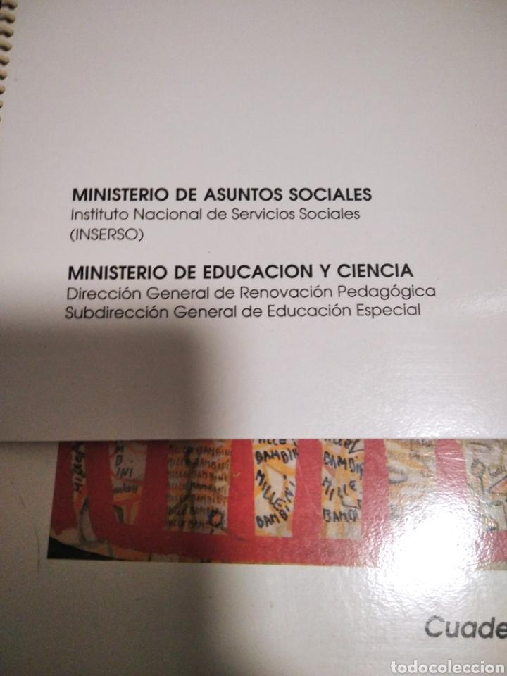 Libros: Año 1990,4 cuadernos de trabajo Los derechos de los niños - Foto 2 - 256035780