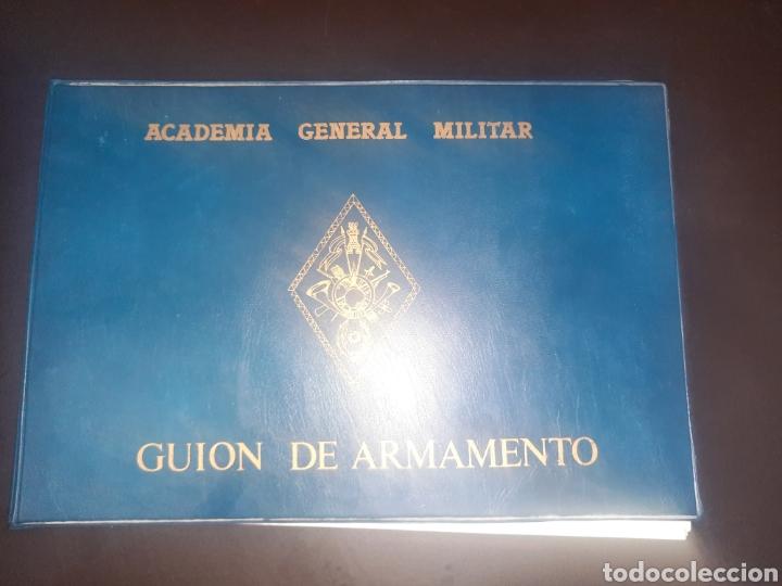 GUIÓN DE ARMAMENTO. (Libros Nuevos - Educación - Pedagogía)
