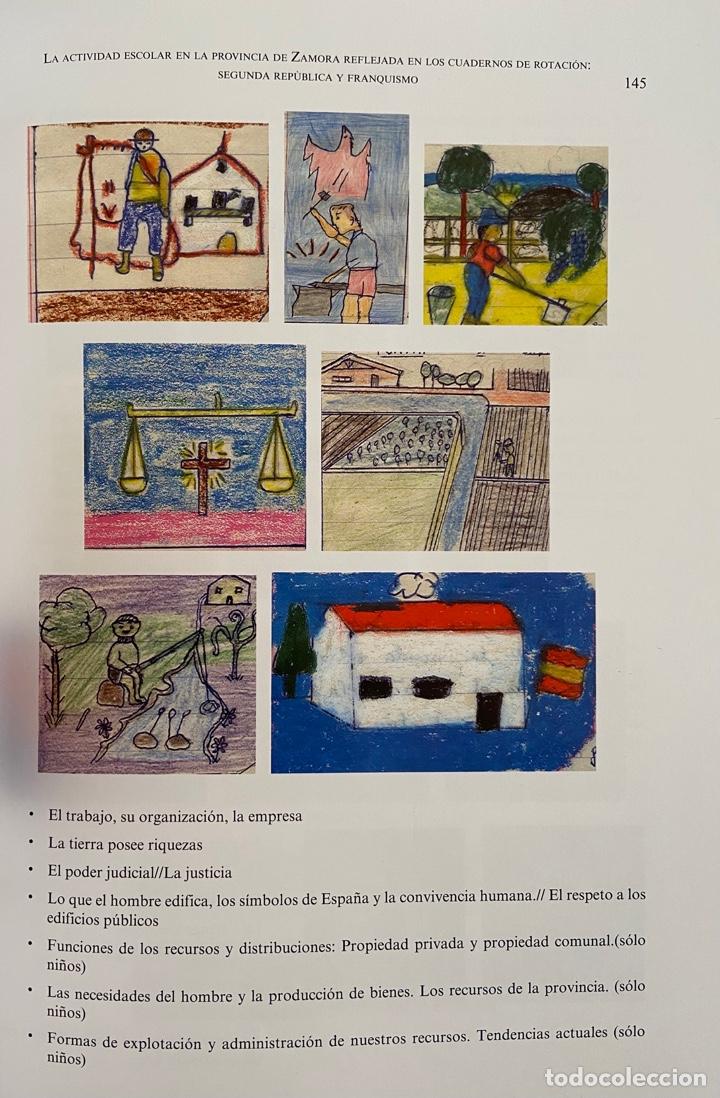 Libros: La actividad escolar en la provincia de Zamora reflejada en los cuadernos de rotación: Segunda Repub - Foto 4 - 265185759