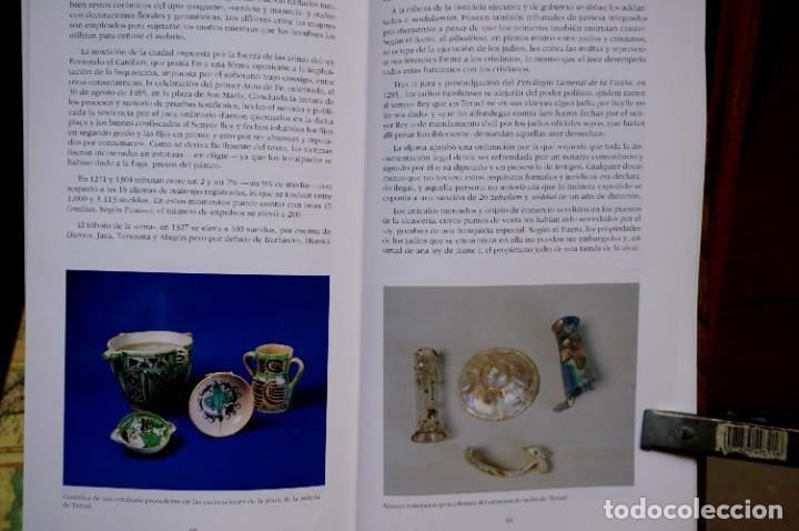 Libros: motis dolader miguel angel.guis del aragon judio.maqueta joseluis acin fanlo. - Foto 2 - 265775509