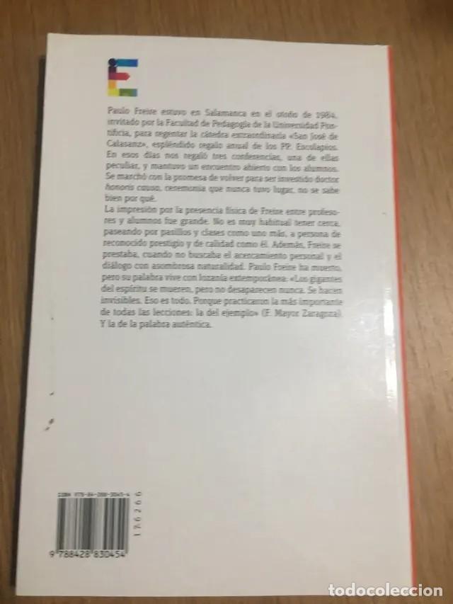 Libros: Freire en Salamanca - Foto 2 - 278534428