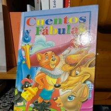 Libros: LIBRO CUENTOS Y FÁBULAS. Lote 293273888