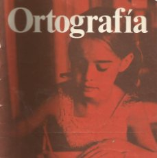 Libros: ORTOGRAFÌA. Lote 294034698