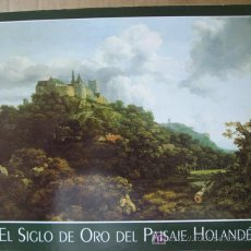 Libros: EL SIGLO DE ORO DEL PAISAJE HOLANDÉS. Lote 12657316