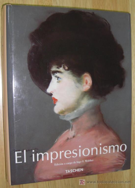Libros: EL IMPRESIONISMO. EDITORIAL TASCHEN.DOS TOMOS EN UNO. OBRA COMPLETA. EDICIÓN DE LUJO - Foto 2 - 14364822