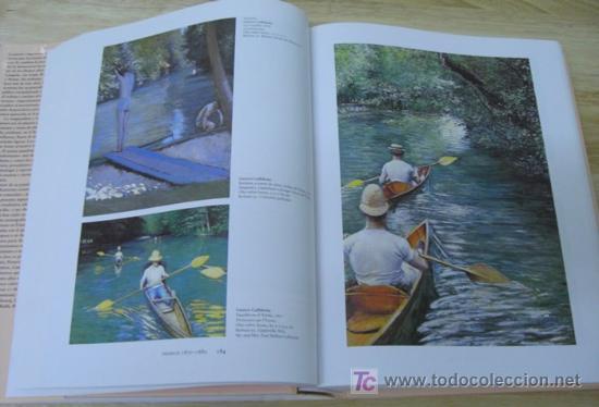 Libros: EL IMPRESIONISMO. EDITORIAL TASCHEN.DOS TOMOS EN UNO. OBRA COMPLETA. EDICIÓN DE LUJO - Foto 22 - 14364822