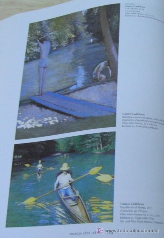 Libros: EL IMPRESIONISMO. EDITORIAL TASCHEN.DOS TOMOS EN UNO. OBRA COMPLETA. EDICIÓN DE LUJO - Foto 21 - 14364822