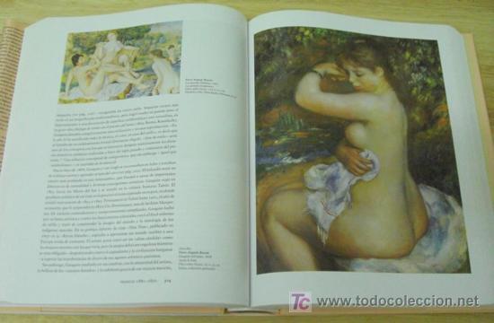Libros: EL IMPRESIONISMO. EDITORIAL TASCHEN.DOS TOMOS EN UNO. OBRA COMPLETA. EDICIÓN DE LUJO - Foto 19 - 14364822