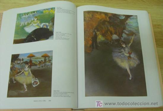 Libros: EL IMPRESIONISMO. EDITORIAL TASCHEN.DOS TOMOS EN UNO. OBRA COMPLETA. EDICIÓN DE LUJO - Foto 16 - 14364822