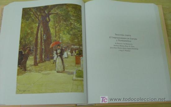 Libros: EL IMPRESIONISMO. EDITORIAL TASCHEN.DOS TOMOS EN UNO. OBRA COMPLETA. EDICIÓN DE LUJO - Foto 9 - 14364822